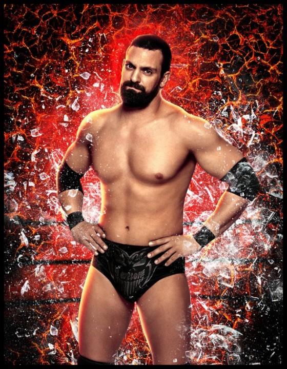 WWE 2K16 2kWWE_keyArt_DamienSandow_01_f1.0-min