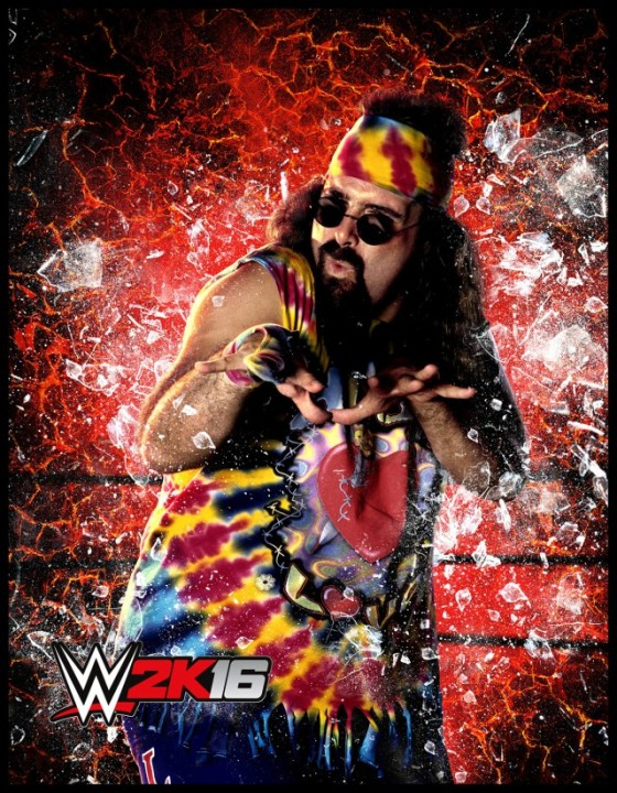 WWE 2K16 2kWWE_keyArt_Dude Love_01_f1.2-min