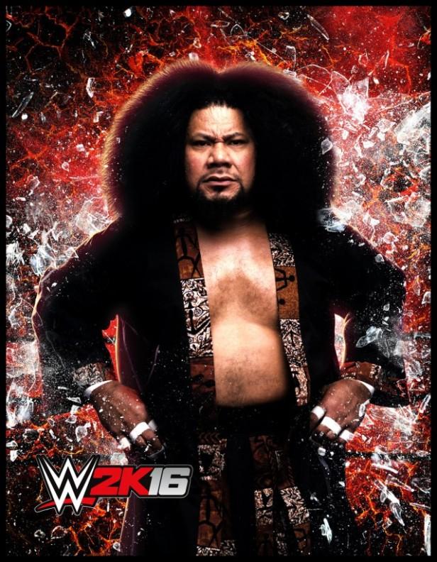 WWE 2K16 WWE 2K16 2kWWE_keyArt_Haku_01_f1.2-min