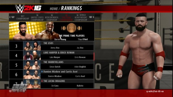ADG-WWE-2K16-My-Career-Screens-Tag-Team-Rankings