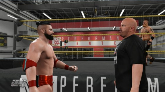 ADG-WWE-2K16-My-Career-Screens_Performance_Center_Tensai_Albert_Enzo