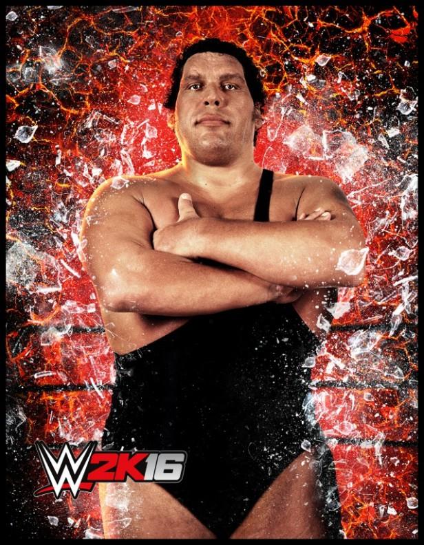 WWE 2K16 AndreTheGiant