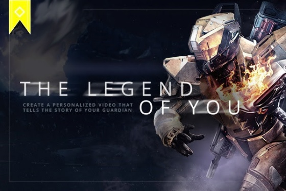 Destiny-Personalize