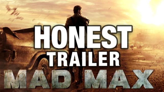 Honest Trailer mad max