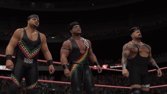 WWE 2K16 Nation Of Domination Farooq D Low Brown Kama Mustafa Godfather image-2015-09-02-04-07-50-min