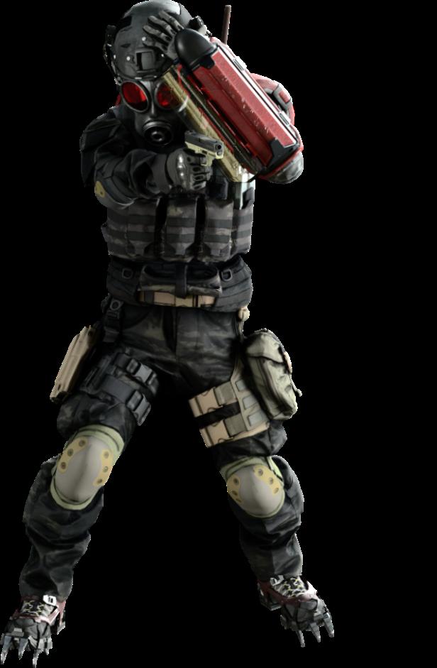 Umbrella Corps_Character1