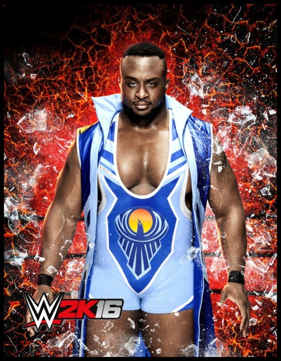 WWE 2K16 Big E-min
