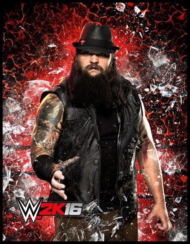 WWE 2K16 Bray Wyatt-min