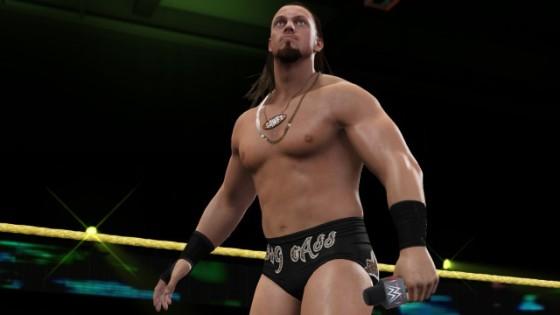 WWE 2K16 Colin Big Cass Cassady image-2015-09-09-18-35-06