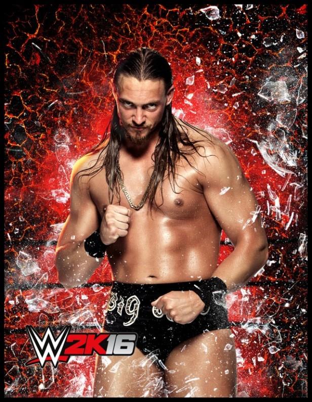 WWE 2K16 Colin Cassidy-min