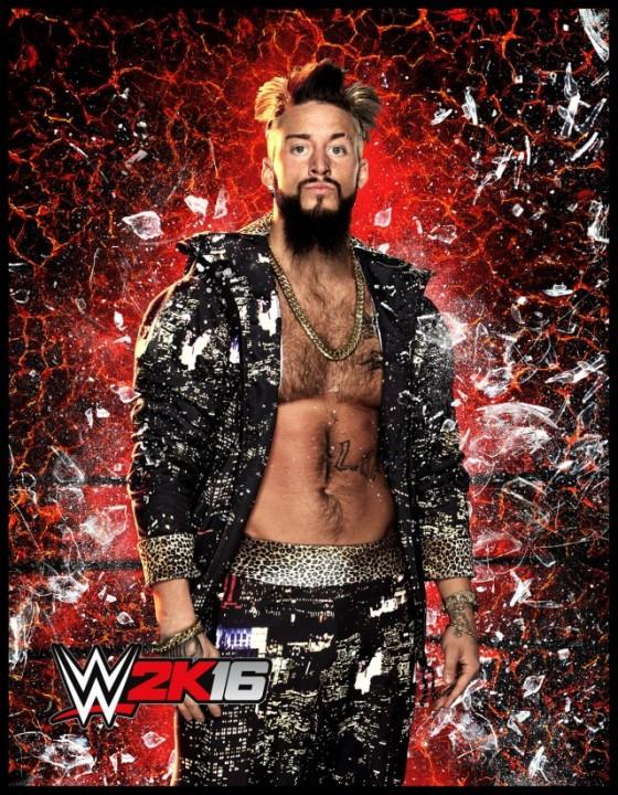 WWE 2K16 Enzo Amore-min