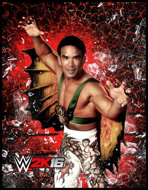 WWE 2K16 Ricky Steamboat-min