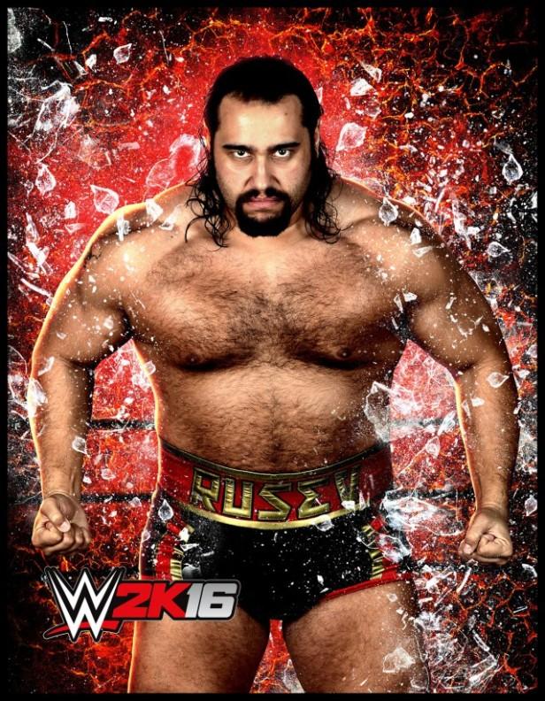WWE 2K16 Rusev-min