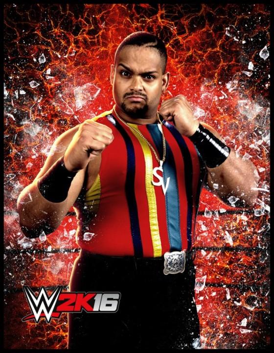 WWE 2K16 Savio Vega-min
