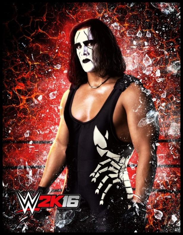 WWE 2K16 Sting 99-min