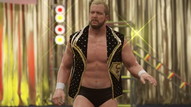 WWE 2K16 Stunning Steve Austin