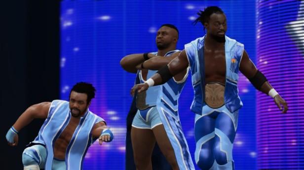 WWE 2K16 The New Day Big E Xavier Woods Kofin Kingston image-2015-09-09-15-37-31