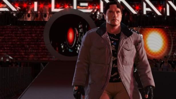 WWE 2K16 The Terminator Arnold Schwarznegger 2