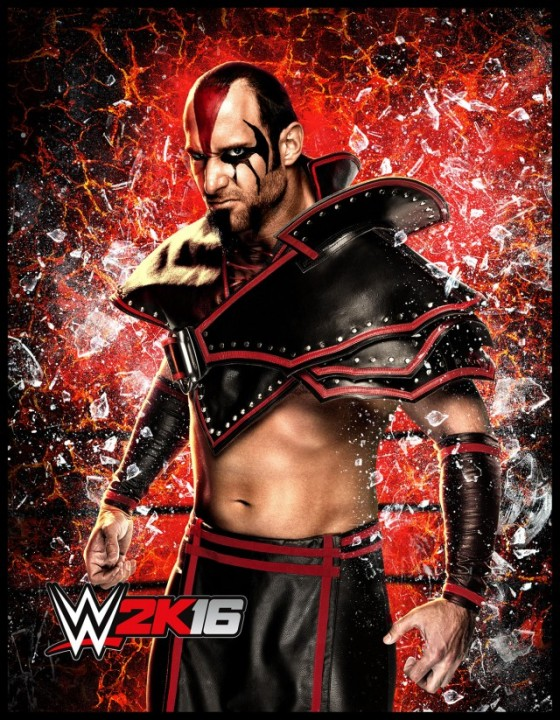 WWE 2K16 Viktor-min