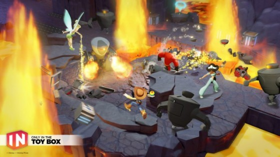 Disney Infinity 3.0 Expansion GamesTBEG_Screenshot_Takeover_Disney