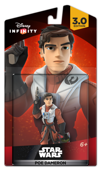 Disney Infinity 3.0 The Force Awakens INF3_TFA_PoeDameron_PackShot-L