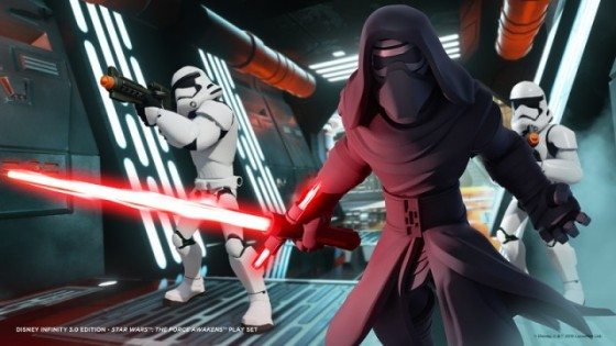 Disney Infinity 3.0 The Force Awakens TFA_Screenshot_Kylo-L