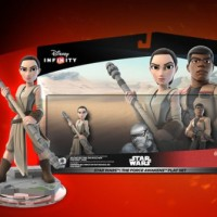 Disney Infinity 3.0 Star Wars: The Force Awakens Play Set Preview
