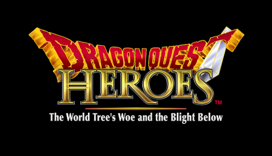 DragonQuest Heroes Header Logo