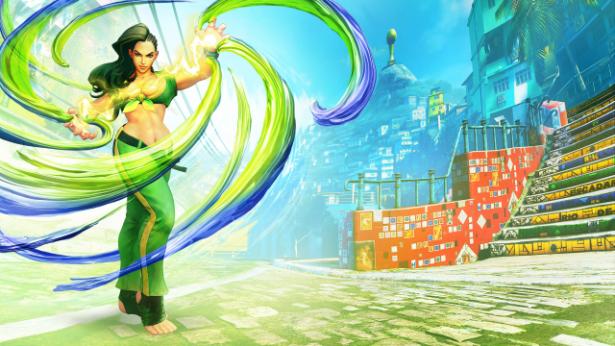 Street Fighter V_character_art_-_laura
