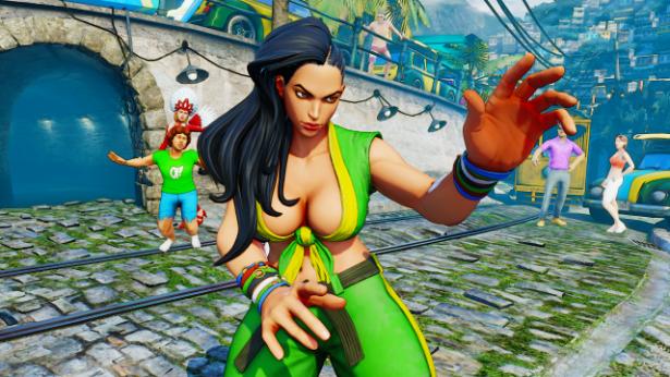 Street Fighter V Laura Screenshots (1)