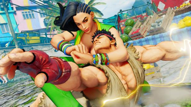 Street Fighter V Laura Screenshots (11)