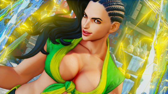 Street Fighter V Laura Screenshots (12)