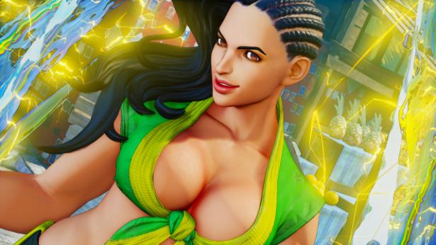 Street Fighter V Laura Screenshots (12)