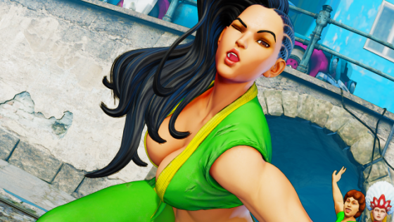 Street Fighter V Laura Screenshots (13)