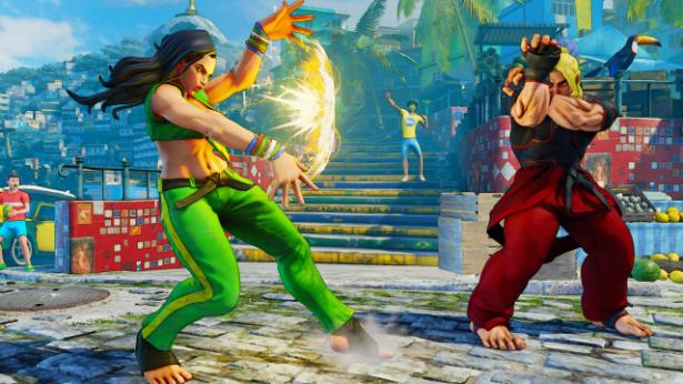 Street Fighter V Laura Screenshots (8)