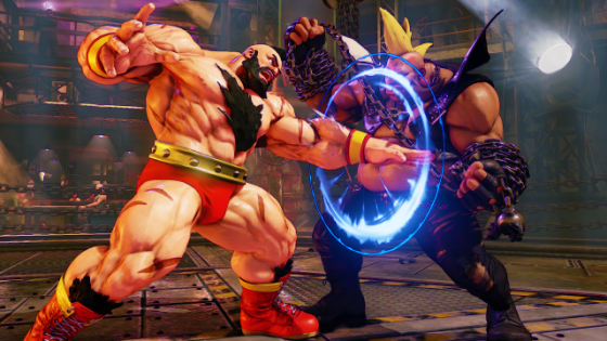 Street Fighter V Zangief Screenshots (1)