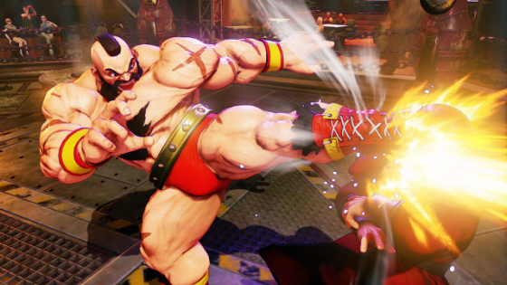 Street Fighter V Zangief Screenshots (10)