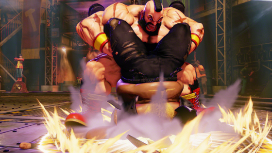 Street Fighter V Zangief Screenshots (11)
