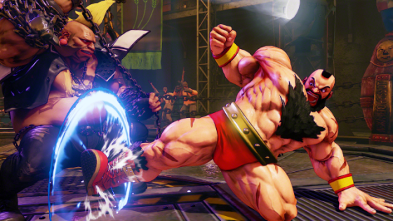 Street Fighter V Zangief Screenshots (2)