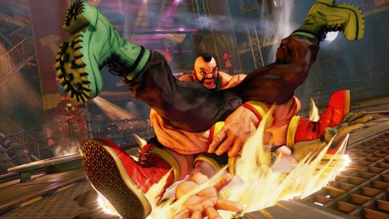 Street Fighter V Zangief Screenshots (4)