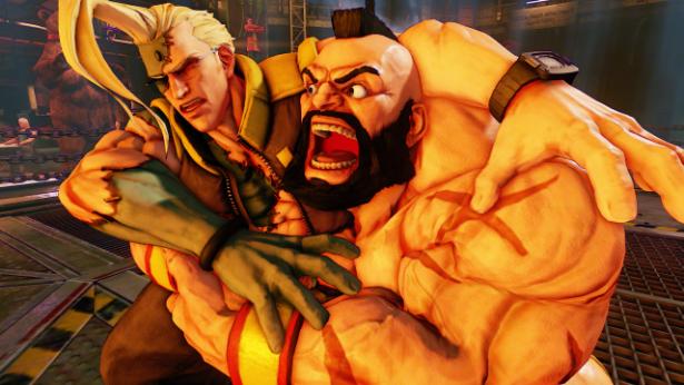 Street Fighter V Zangief Screenshots (5)