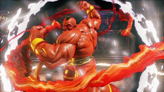 Street Fighter V Zangief Screenshots (6)