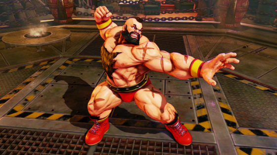 Street Fighter V Zangief Screenshots (7)