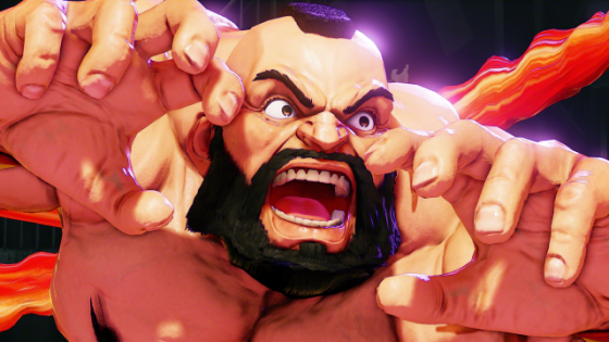 Street Fighter V Zangief Screenshots (9)