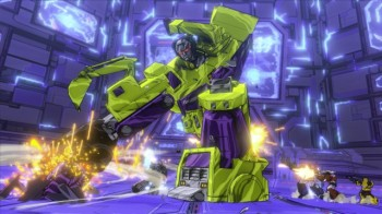 ADG Short And Simple Review: Transformers: Devastation