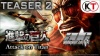 Attack on Titan Teaser Trailer #2 Gives You A Glimpse Of Exciting BattleAction