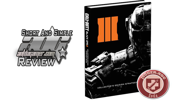 Black Ops III Prima Signature Guide Review ADG Short And Simple Template