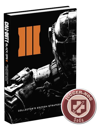 Call Of Duty Black Ops III Collector's Guide Cover