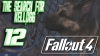 Fallout 4 Playthrough 7 – 12: The Search ForKellogg