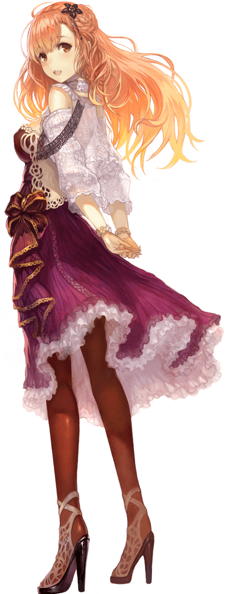 Lilyse of Nights of Azure